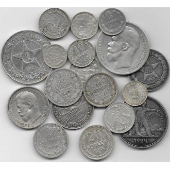 Серебряные монеты рф 10 рублевые монеты современной россии