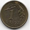 1 грош. 2000 г. Польша. 14-4-404