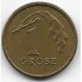 1 грош. 2001 г. Польша. 14-4-407