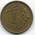 1 грош. 1998 г. Польша. 14-4-408