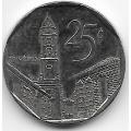 25 сентаво. 2006 г. Куба. Тринидад. 10-1-592