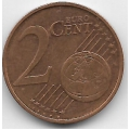 2 евроцента. 2004 г. Австрия. 6-4-444