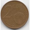 2 евроцента. 2007 г. Австрия. 15-2-176