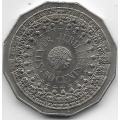 50 центов. 1977 г. Австралия. 50-летие правления Елизаветы II. 11-3-243