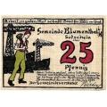 25 пфеннигов. 1921 г. Германия. Нотгельд. Б-1517