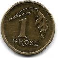 1 грош. 2000 г. Польша. 4-1-316