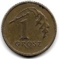1 грош. 2000 г. Польша. 4-1-317
