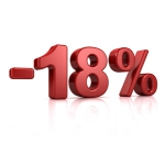 Скидка 18% на всё!!!
