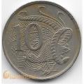 10 центов. 1979 г. Австралия. Лирохвост. 18-4-192