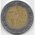 2 песо. 2006. Мексика. 19-5-184