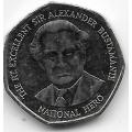 1 доллар. 2006 г. Ямайка. Вильям Александр Бустаманте. 19-5-199