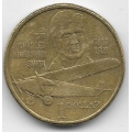 1 доллар. 1997 г. Австралия. Летчик Кингсфорд-Смит. 14-5-332