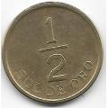 1/2 соля. 1976 г. Перу. 10-1-656