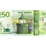 Норвегия меняет банкноты