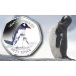Еще одна монета с пингвином