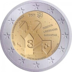 Новые 2 евро