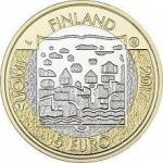 Завершена серия монет «Президенты Финляндии»