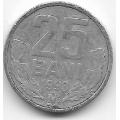 25 бани. 1993 г. Молдова. 1-8-85