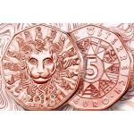 Австрийские евро будущего года