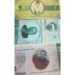 Новый денежный знак района Каракаса - паналь