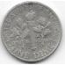 1 дайм (10 центов). 1957 г. США. D. Серебро. 9-1-1530