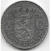 2½ гульдена. 1970 г. Нидерланды. 18-2-251