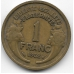 1 франк. 1932 г. Франция. 18-2-256