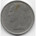5 франков. 1950 г. Бельгия (на фламандском). 4-4-479