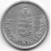 1 пенге. 1944 г. Венгрия. 14-4-488