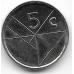 5 центов. 2000 г. Аруба. 14-4-493
