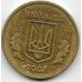 1 гривня. 2001 г. Украина. 14-4-505