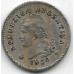10 сентаво. 1920 г. Аргентина. 11-2-395
