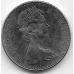 5 центов. 1967 г. Канада. Кролик. 11-2-396