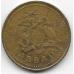 5 центов. 1991 г. Барбадос. Маяк. 5-4-531