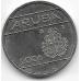 25 центов. 2006 г. Аруба. 5-4-535