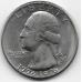 1/4 доллара (квотер). 1976 г. США. 200 лет независимости. 5-5-706