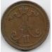 10 пенни. 1866 г. Русская Финляндия. 5-5-713