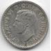 10 центов. 1941 г. Канада. Серебро. 9-3-325