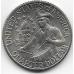 "1/4 доллара (квотер). 1976 г. США. ""D"". 200 лет независимости. 19-5-231"