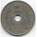 25 сентимов. 1921 г. Бельгия (на французском). 19-5-237