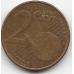 2 евроцента. 2000 г. Бельгия. Король Альберт II. 12-4-463