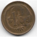 1 цент. 1976 г. Австралия. Опоссум. 7-3-590
