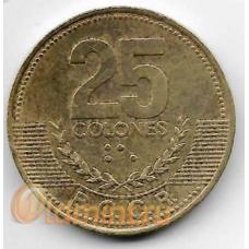 25 колон. 2003 г. Коста-Рика. 18-3-306