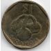 1 доллар. 2010 г. Фиджи. Сакамоли. 18-2-271