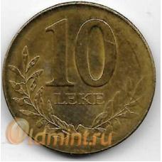 10 лек. 2009 г. Албания. Крепость. 3-0-54