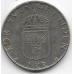 1 крона. 1979 г. Швеция. Карл XVI Густав. 2-6-78