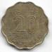 20 центов. 1998 г. Гонконг. 1-7-110