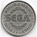 Жетон SEGA. 14-1-925