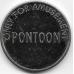 Игровой жетон PONTOON. 14-1-926