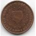 2 евроцента. 2003 г. Нидерланды. 14-3-461
